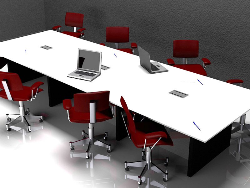 Mobiliário Mesa Reunião