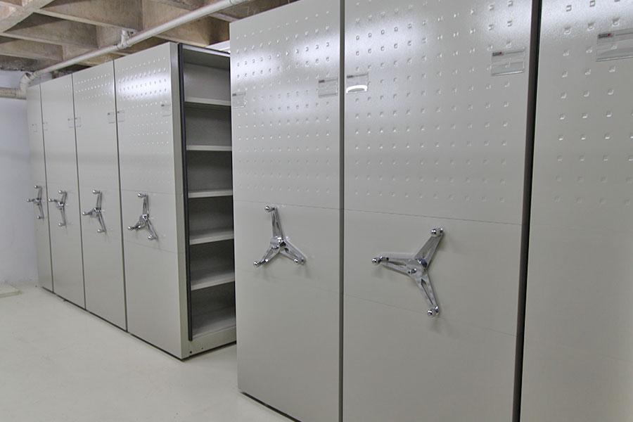Projeto Arquivo Deslizante USP Locus Arquivos