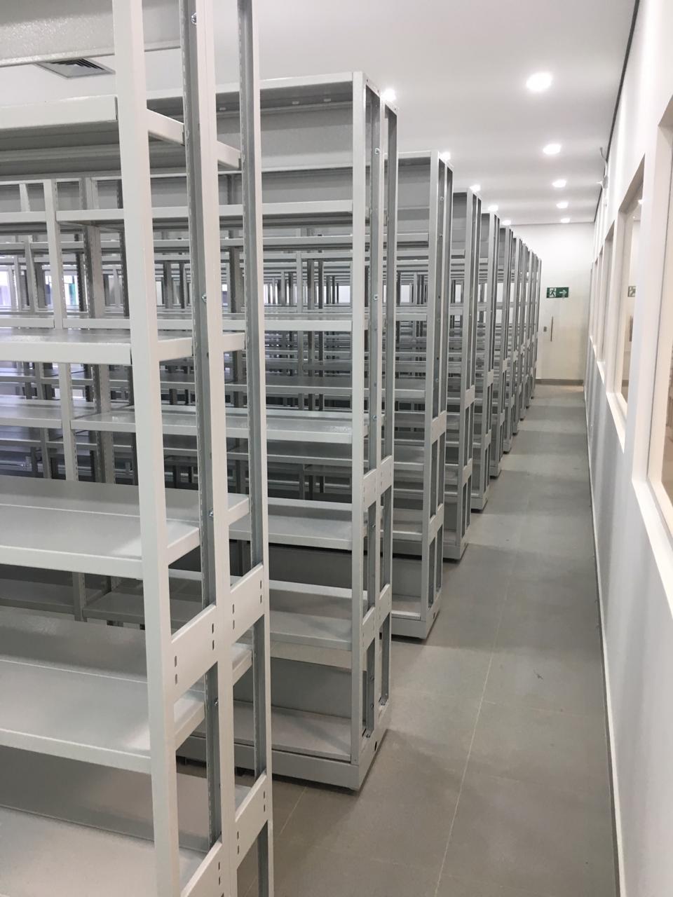 Arquivo deslizante Projeto Farmacêutico