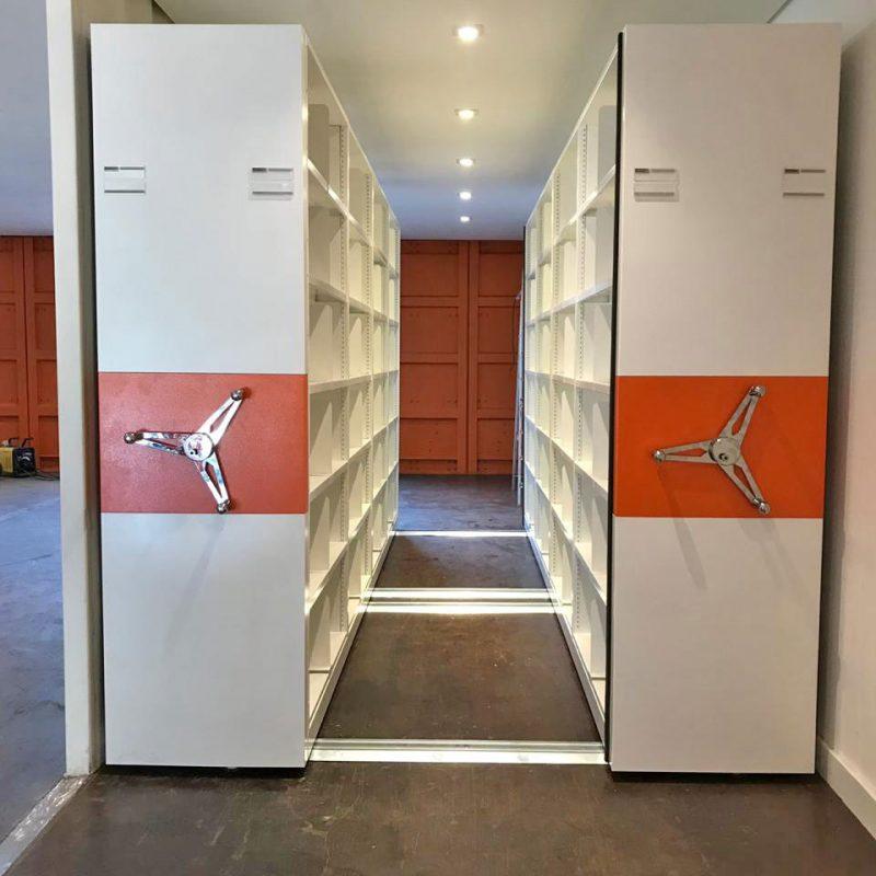 Biblioteca container